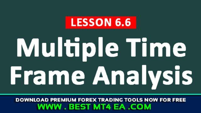 Multiple Time Frame Analysis