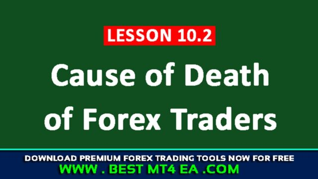 Cause of Death of Forex Traders