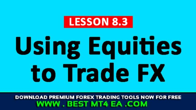 Using Equities to Trade FX